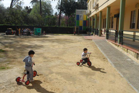 Reforma jardines de infancia | Arquitectura | Estudio Jerez