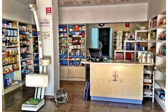 Reforma farmacia la liebre | Arquitectura | Estudio Jerez