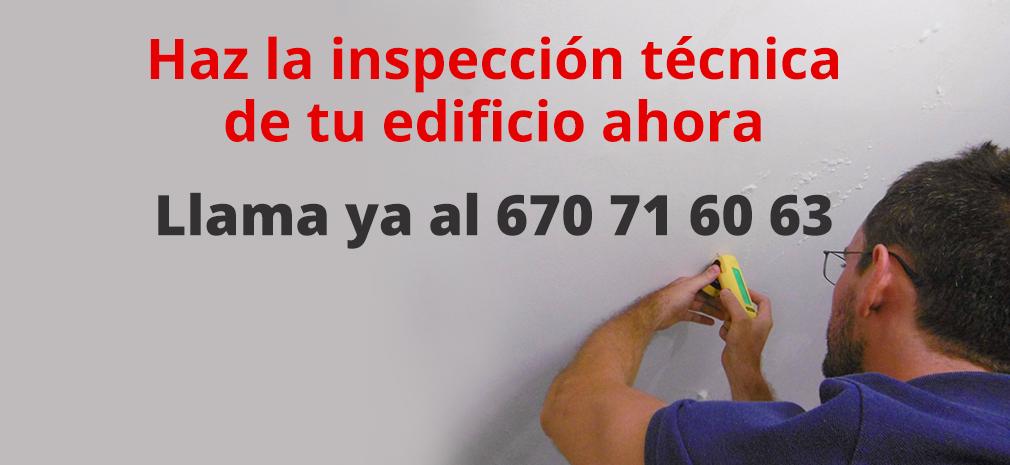 Inspección técnica de edificios | ITE